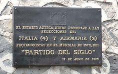 italia_germania_4_3_1970 targa commemorativa
