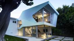 Cool & Bizarre Houses