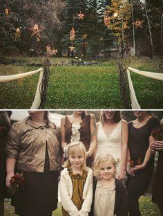 Real Wedding: Emily + Colby's Rustic Sundance Wedding