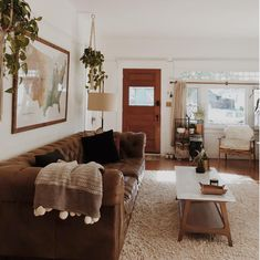my scandinavian home: A Relaxed, Bohemian Orange County Home Full of Plants!