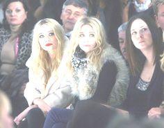 NYFW - Olsen Twins!