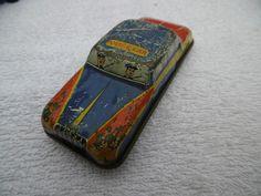 Tin/Metal POLICE CAR PATROL no.3 | eBay