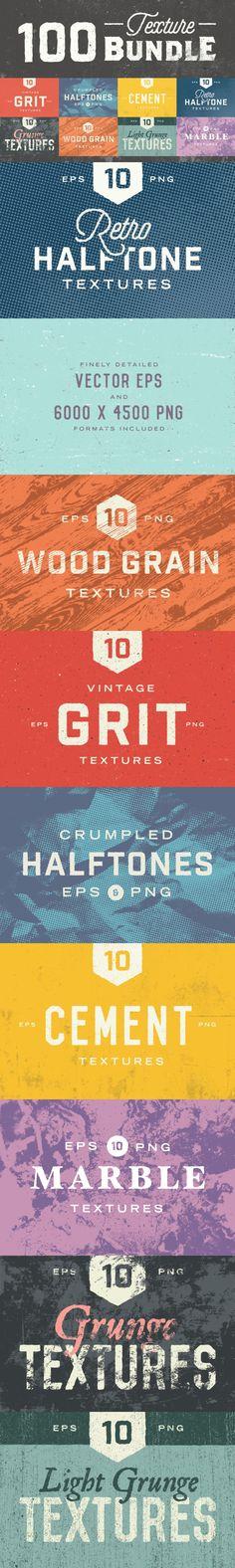 100 Texture Bundle. Textures. $29.00