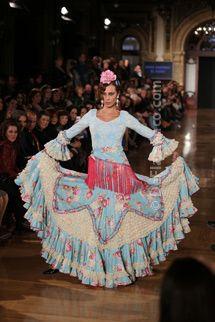 Trajes de Flamenca - We Love Flamenco 2014 - Moda Flamenca - Pepe Jiménez El Ajolí