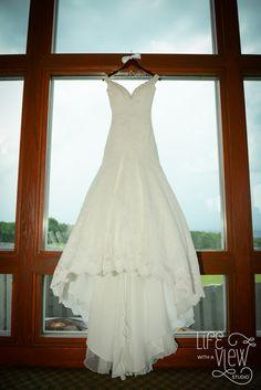 Chattanooga Wedding Photography - Lookout Mountain Wedding Photography - Wedding Dress