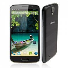 Ulefon U650 / Star U650 купить в Киеве и Украине  MTK6589T, QuadCore 1.5 GHz PowerVR SGX 544 1 Gb оперативной памяти 16 Gb встроенной памяти Поддержка 32GB MicroSD карт