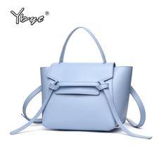 YBYT brand 2018 new casual simple large capacity women handbags designer  ladies shopping bag shoulder messenger crossbody bags b76d093a71