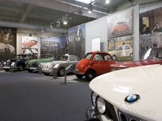 Bmw Car Museum, Munich, Bavaria, Germany Photographic Print by Yadid Levy at AllPosters.com
