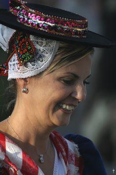 Costume traditionnel - Festival international de Cor des Alpes 2013 - Nendaz