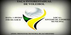 Jacarezinho sediará taça interestadual de voleibol - http://projac.com.br/noticias/jacarezinho-sediara-taca-interestadual-de-voleibol.html