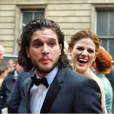 """2,347 Likes, 26 Comments - Game of Thrones (@gaemofthrones) on Instagram: """"People who say things like Kit and Rose will/should breakup need to fucjing stop already! I'm sure…"""""""