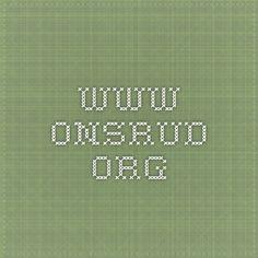 www.onsrud.org