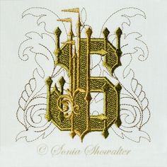 The Citadel Alphabet- S
