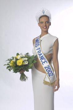 Sylvie Tellier ~ Miss France 2002