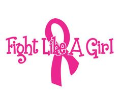 fight like a girl decal stencil svg dxf file instant download silhouette cameo cricut clip art