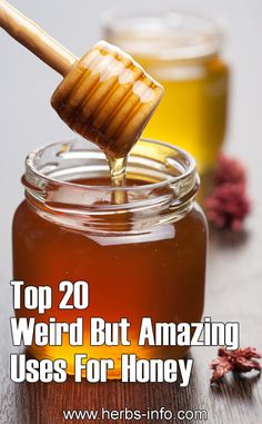 20 Weird But Amazing Uses For Honey ►► http://www.herbs-info.com/blog/20-weird-but-amazing-uses-for-honey/?i=p