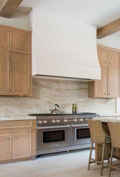 Küchen Design, Home Design, Layout Design, Design Ideas, Kitchen Backsplash, Kitchen Countertops, Kitchen Cabinets, Oak Cabinets, Backsplash Ideas