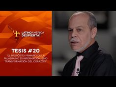 Tesis #20 - Pastor Miguel Núñez - YouTube