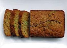 Homemade Zucchini Bread/Zucchini Bread/Edible Gifts/Gifts for