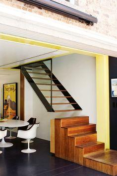 """#Design #DesignInterieur - Idée Originale d'escaliers """"stairbox"""""""