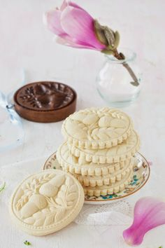 Springerle Cookies | Cooking Melangery - amazing molded cookies!