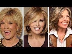 150 πιο όμορφα hairstyles για τις μεγαλύτερες γυναίκες - YouTube Older Women Hairstyles, Youtube, Betty Boop, Most Beautiful, Hair Styles, Older Women, Short Hair, Up Dos, Short Hairstyles