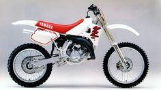 1989 YZ125.