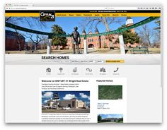 Delta is proud to introduce a brand new redesigned website for CENTURY 21 Wright Real Estate, based in Tahlequah, OK. Mobile Responsive, The Past, 21st, Product Launch, Real Estate, Real Estates