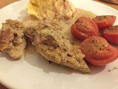 Hähnchenbrustfilet in Philadelphiasauce, ein sehr schönes Rezept aus der Kategorie Geflügel. Bewertungen: 128. Durchschnitt: Ø 4,3.