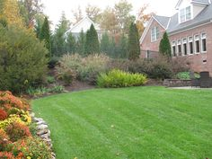 Fall plantings Robbins Landscaping