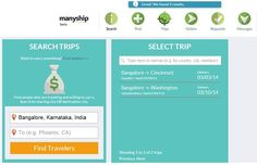 Peer to Peer Network ManyShip Wants to be the AirBnB for Posts & Parcels