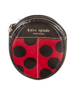 Kate Spade New York Ladybug Coin Purse