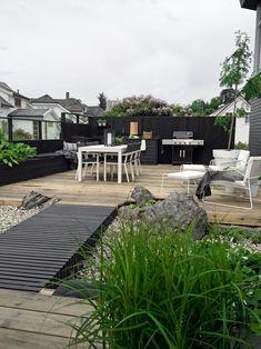Small Patio Garden Design Ideas For Your Backyard 46 Outdoor Rooms, Outdoor Gardens, Gazebos, Rooftop Garden, Contemporary Garden, Dream Garden, Garden Planning, Backyard Landscaping, Beautiful Gardens