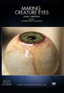 Learn how to make a monster eye for puppet & animatronic characters with FX master John Cherevka (Iron Man, Avatar, Robocop). Soirée Halloween, Halloween Projects, Holidays Halloween, Halloween Decorations, Halloween Signs, Halloween Photos, Vintage Halloween, Halloween Costumes, Diy Projects