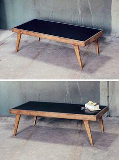 DE DERRIÈRE LES FAGOTS: les tables basses