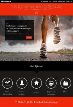 Monobrow - Consultants in digital business - #Best #website, #web #design #inspiration #showcase www.niceoneilike.com