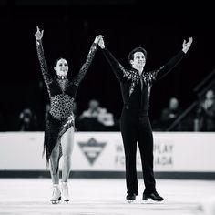 Virtue And Moir, Tessa Virtue Scott Moir, Ice Skating, Figure Skating, Tessa And Scott, Ice Dance, Ice Princess, Skating Dresses, Gymnastics