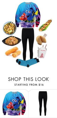 """What am I doing with my life? 🍱❤️🍚"" by sydthekyd01 on Polyvore featuring Boohoo and Jared Lang"