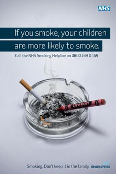 CRAYON, Miles Calcraft Briginshaw Duffy, Department Of Health, Print, Outdoor, Ads