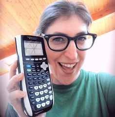 Mayim Bialik has some ideas about what makes someone a geek or a nerd. Do you agree? If you identify with either of these terms, which one?