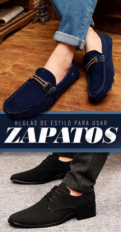 a12006dc807ff 9 Estilos de zapatos que necesitas usar correctamente  no siempre van con  calcetines. Zapatos Cafes HombreBotas HombreCalzado HombreEstilo ZapatosModa  ...
