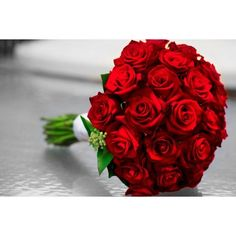 red-rose-wedding-bouquet-pics ❤ liked on Polyvore featuring backgrounds, flowers, wedding, extras and random