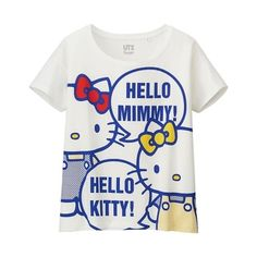 4f81eb9d3 9 UT: UNIQLO x The best of Sanrio's characters images | Graphic t ...
