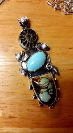 gail Williams Jewelry Enamel Jewelry, Boho, Brooch, Collar, Metal, Stones, Inspiration, Turquoise, Handmade Gifts