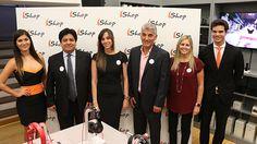 iShop #Peru anuncian la inauguración de su primera #Flagship #Boutique en el Jockey Plaza