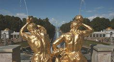 Preciosas vistas desde la fuente Peterhof.  http://blog.viajestransvia.com