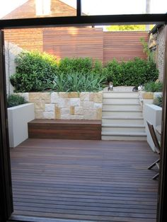 twenty nine modern: August 2010 Outdoor Furniture Sets, Outdoor Decor, Home Renovation, Backyard Ideas, The Twenties, Minimalist, Patio, Modern, Design