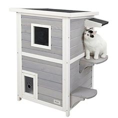 Outside Cat Shelter, Outside Cat House, Outdoor Cat Shelter, Outdoor Shelters, Diy Cat Tree, Cat Tree Condo, Cat Condo, Heated Cat House, Insulated Cat House
