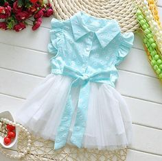 Baby Girls Flutter Sleeve Daisy by BabiesBlingBoutique on Etsy