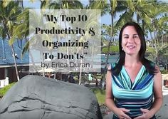 """My Top 10 Productivity"